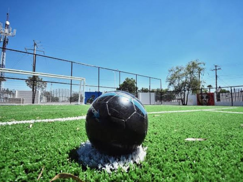 Unidades deportivas abren bajo protocolo sanitario