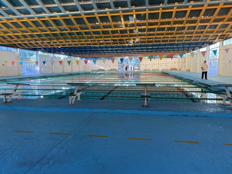 Unidades deportivas continuarán cerradas ante incremento de casos de Covid-19