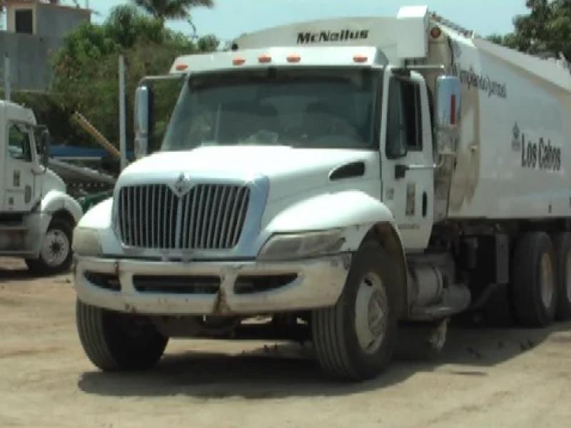 Unidades descompuestas ocasionaron retraso en recolección de basura