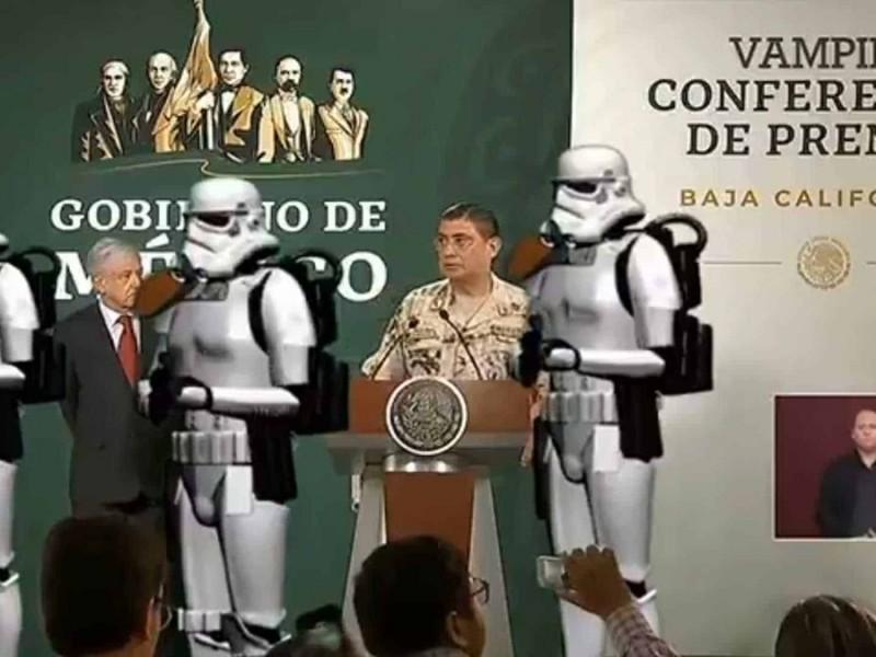 📹Uniformes de la Guardia Nacional, provocan memes