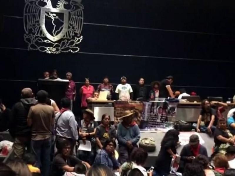 Universitarios definen 7 ejes petitorios