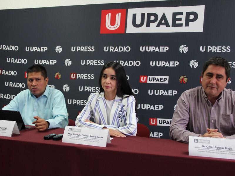 UPAEP y SIEMENS brindarán conferencias sobre Industria 4.0