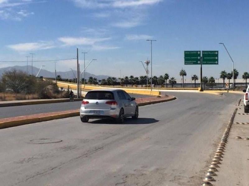 Urbanismo excluyente para peatones en Torreón; huella de la inseguridad