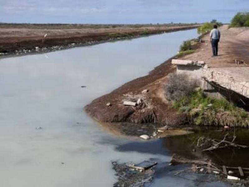 Urge concretar proyecto de solución a dren Juárez