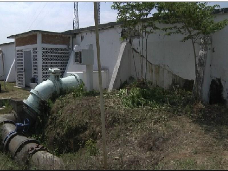 Urge construcción de tanque elevado en Tuxpan
