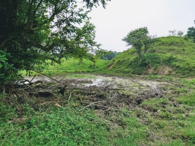 Urge desazolvar más de 400 ollas de agua