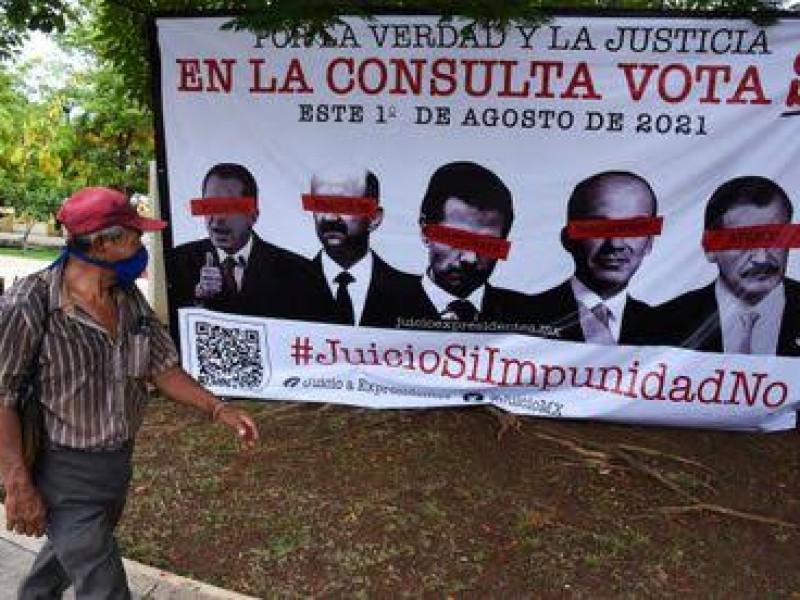 Urge que AMLO deje persecución política y atienda prioridades