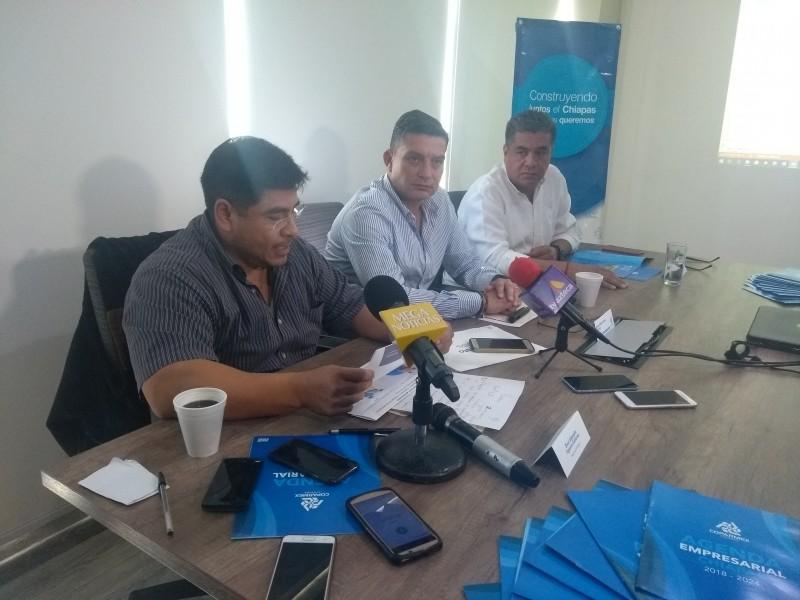 Urge reactivar economía en Chiapas