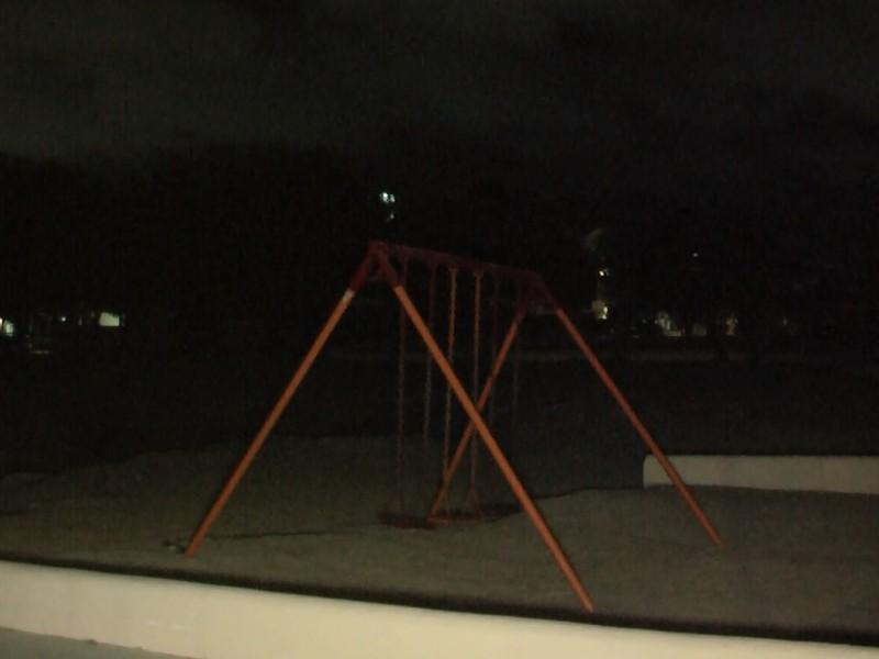 Urge rehabilitación en parque de col. Acuario