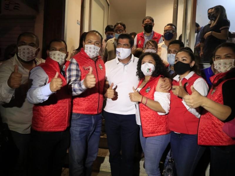 Urge un cambio en Xalapa: David Velasco