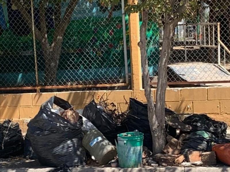 Urgen al Ayuntamiento corregir fallas en recolección de basura