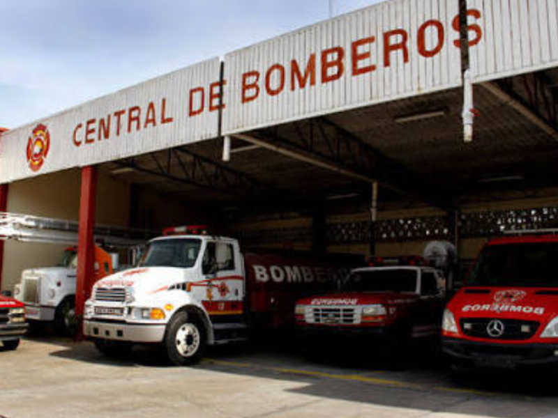 Urgen estación de bomberos en Tuxtla Gutiérrez