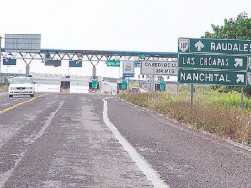 Urgen mejoras en tramos carreteros federales