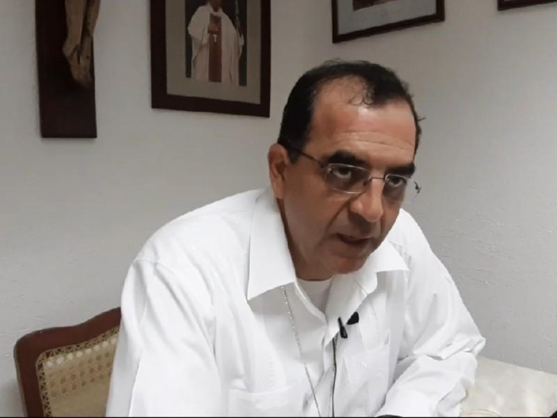Urgen políticas migratorias en Tapachula: Obispo