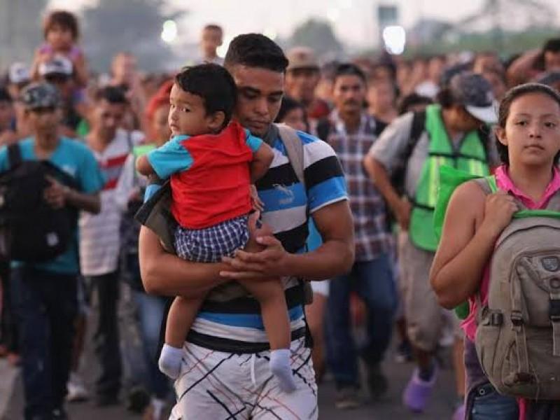 Urgen recursos para enfrentar crisis migratoria