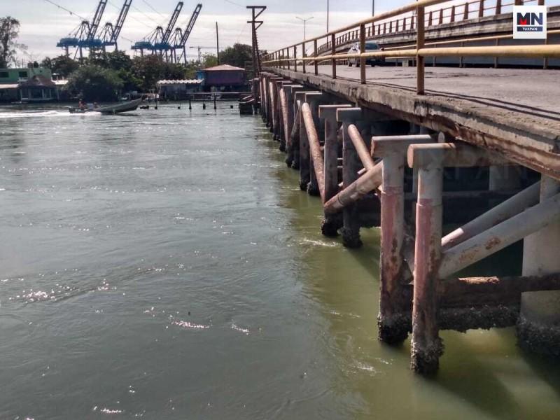 Urgen rehabilitación del Puente de Tampamachoco