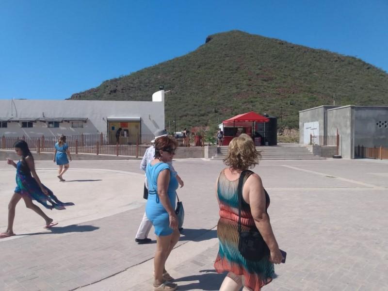 Urgente baños dignos y contenedores de basura en Miramar: Comerciantes