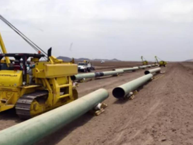Urgente invertir en gasoducto para reactivar economía