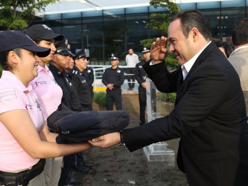 Uribe regresa a Tlajomulco