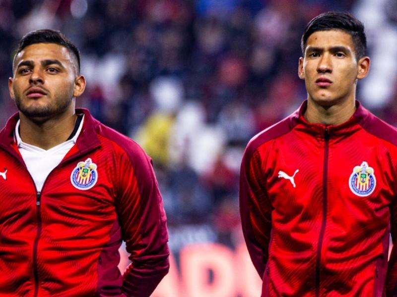 Uriel Antuna y Alexis Vega son baja por Indisciplina