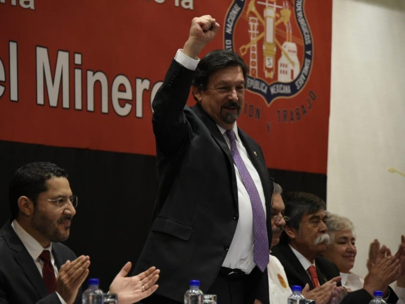 Urrutia garantiza salarios a trabajadores de Peñasquito