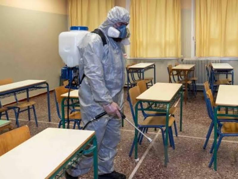 USEBEQ prevé 3 filtros sanitarios al regresar a clases