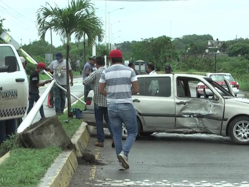 Uso de celulares, un factor de riesgo para accidentes viales