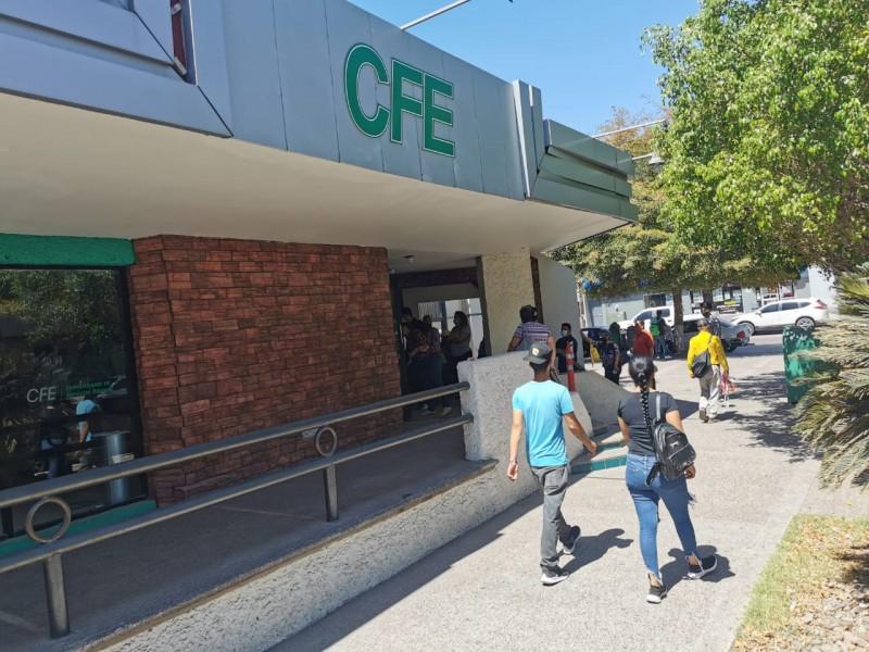 Usuarios de CFE exigen a Gobierno Federal Tarifa F1
