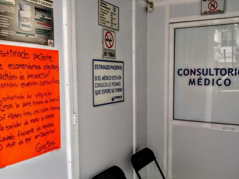 Usuarios dudan de calidad de atención en consultorios pequeños