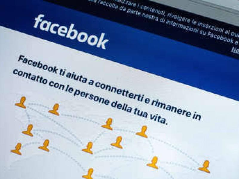 Usuarios en redes sociales reportan falla de Facebook