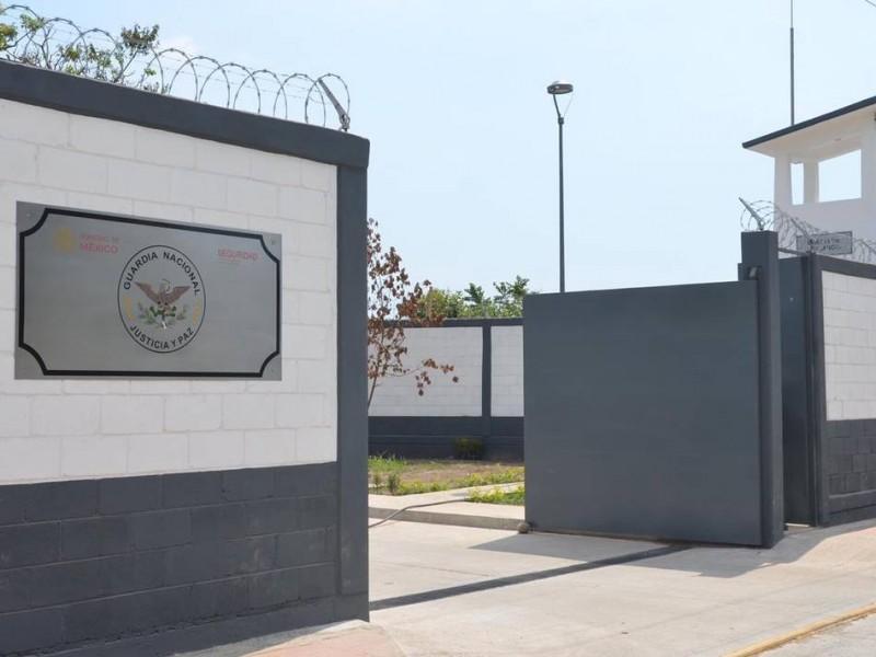 Utilizarán terreno de Ciudad Mujer para construir cuartel de GN
