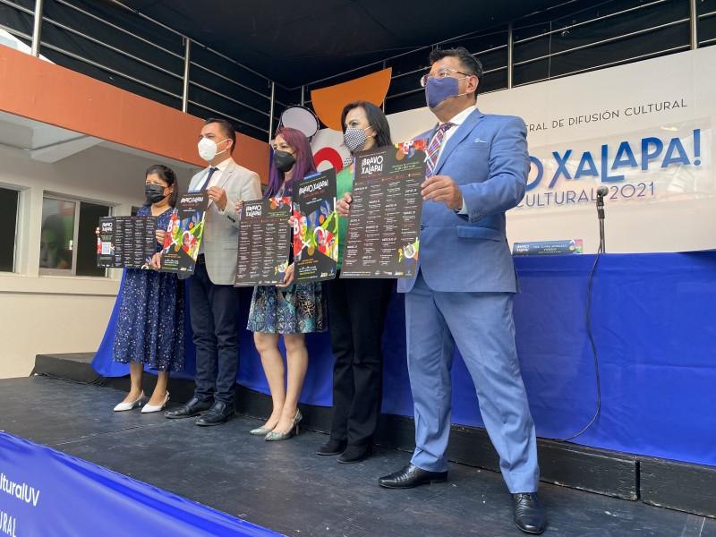 UV presenta formalmente el festival !Bravo Xalapa!