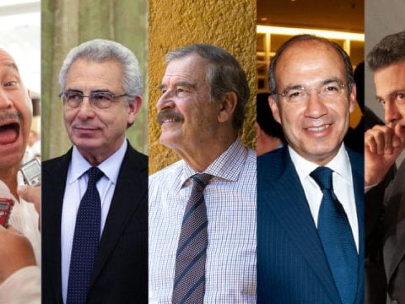 Va consulta para solicitar juicio a expresidentes