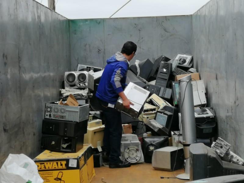 Va en aumento la generación de basura electrónica