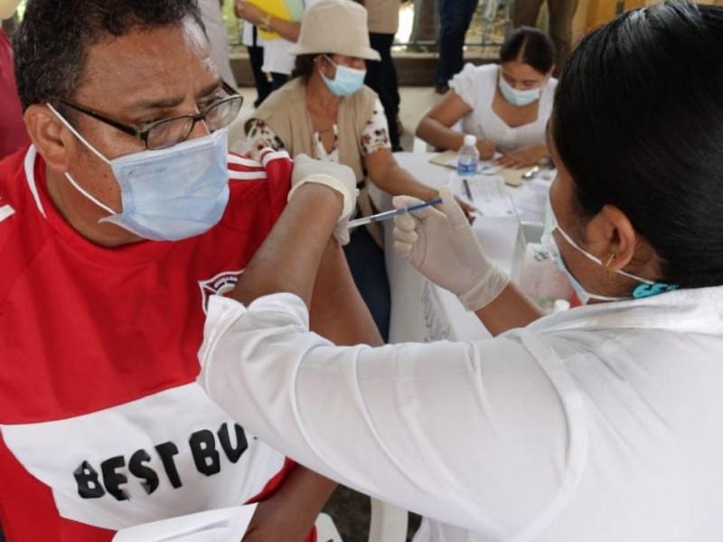 Vacunación en etapa 3 y 5 este fin de semana