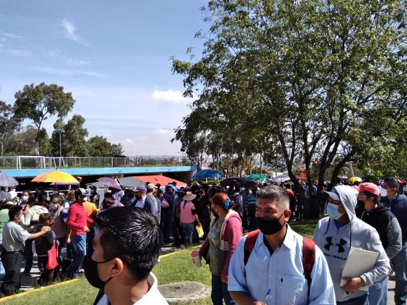 Vacunación en Puebla Capital comienza este domingo