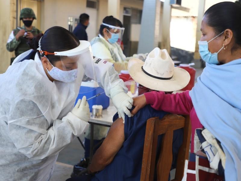 Vacunados, cerca de 2 millones de michoacanos contra Covid19