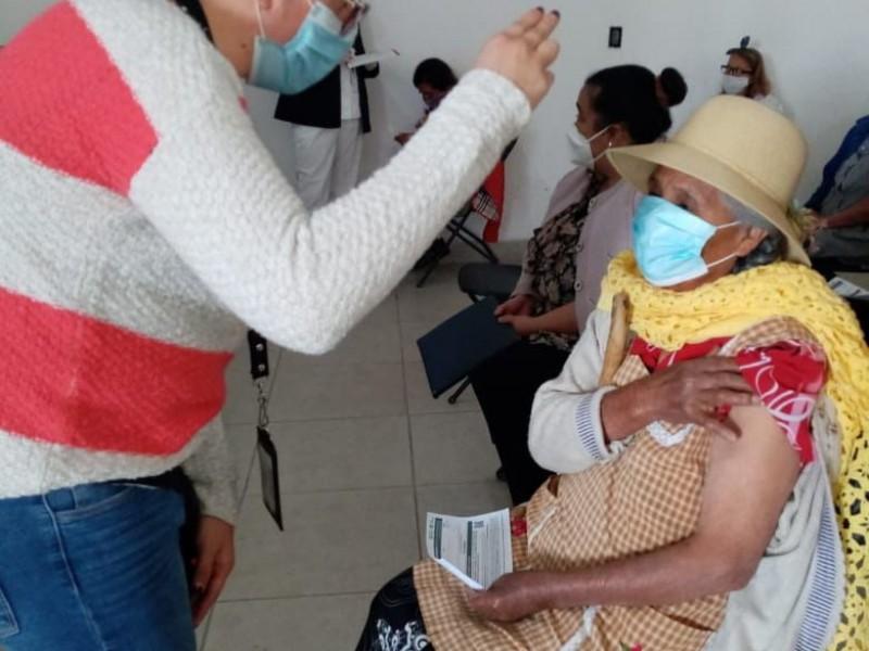 Vacunados más de 5 millones 679 mexiquenses