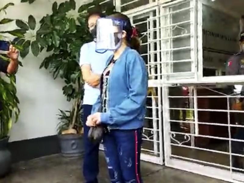 Vacunan contra Covid-19 a 12 menores amparados en Veracruz