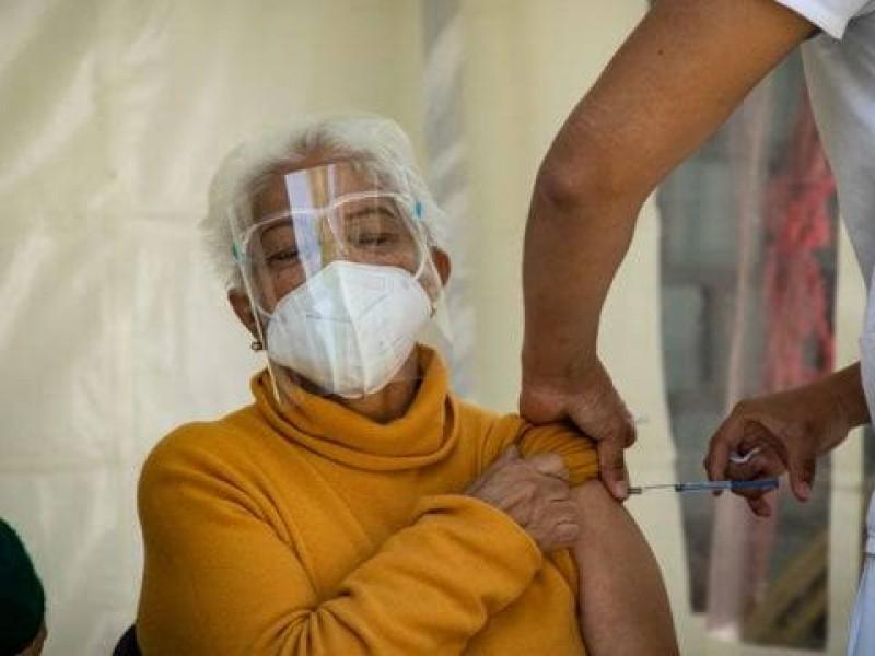Vacunarán a adultos mayores faltantes este domingo