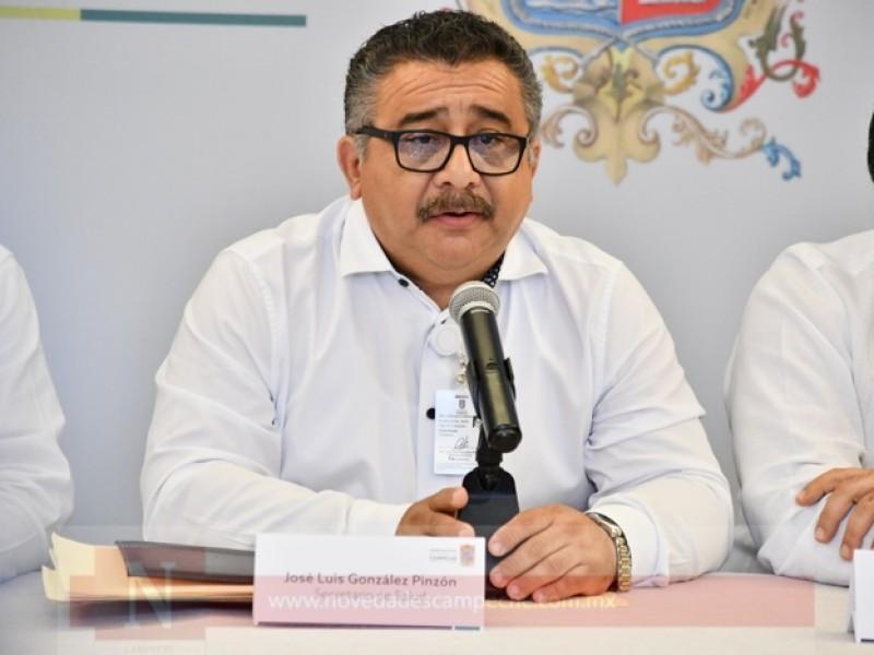 Vacunarán a personal docente en Campeche