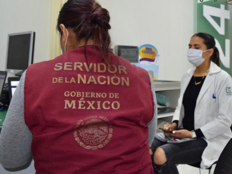 """Vacunarán a """"Servidores de la Nación"""", confirma Gatell"""