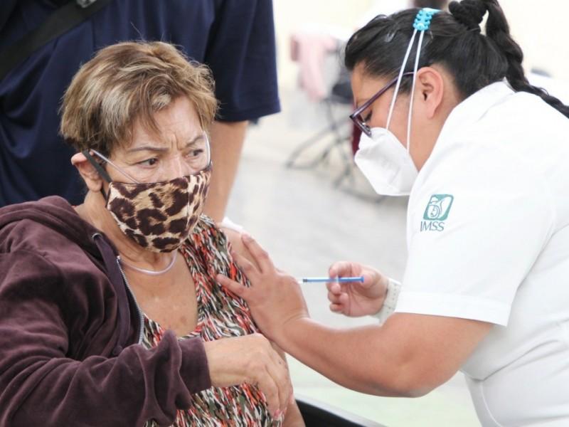 Vacunarán contra Covid-19 en Iztapalapa y GAM el Viernes Santo