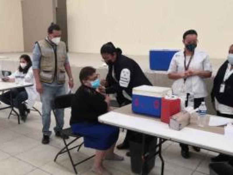 Vacunas anticovid, cerca de arribar a Emiliano Zapata