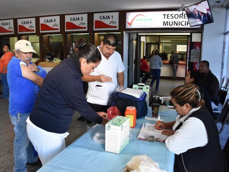 Vacunas contra Covid-19 para Gómez Palacio