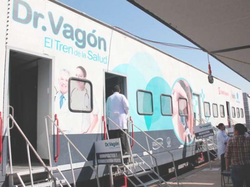 Vagón de la Salud llegará a Gómez Palacio