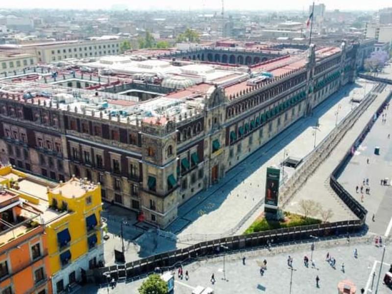 """Vallas son un """"muro de paz"""": Gobierno de México"""