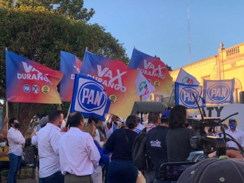 Vamos al Congreso a luchar por programas: Patty Jiménez