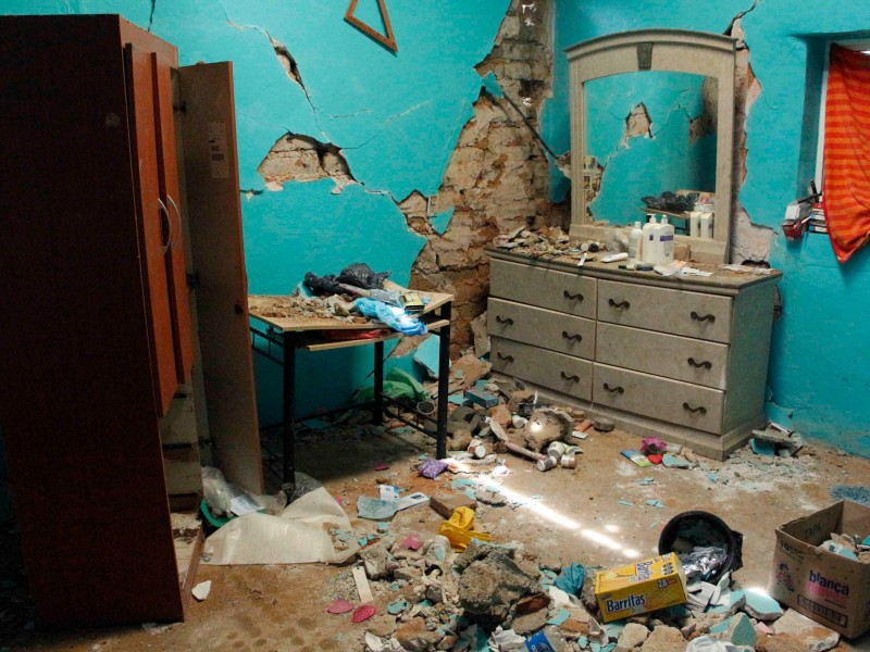 Van 1,190 réplicas del sismo de 7.1 en Acapulco