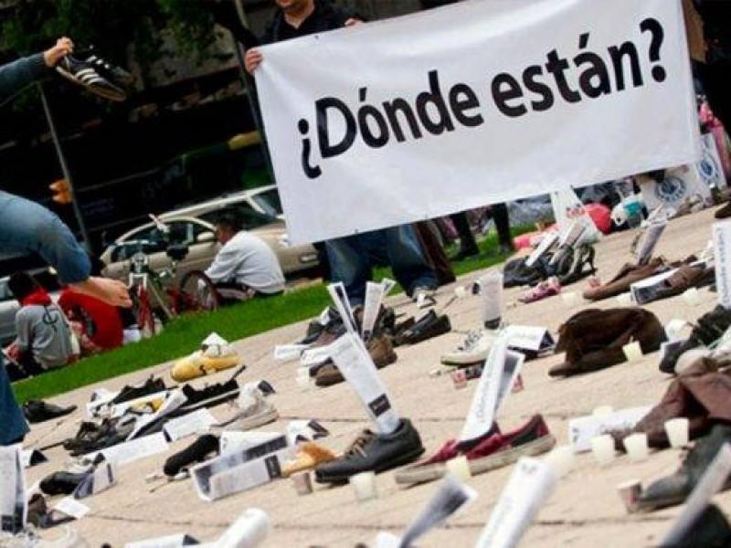 Van 150 diligencias de PGR por desapariciones